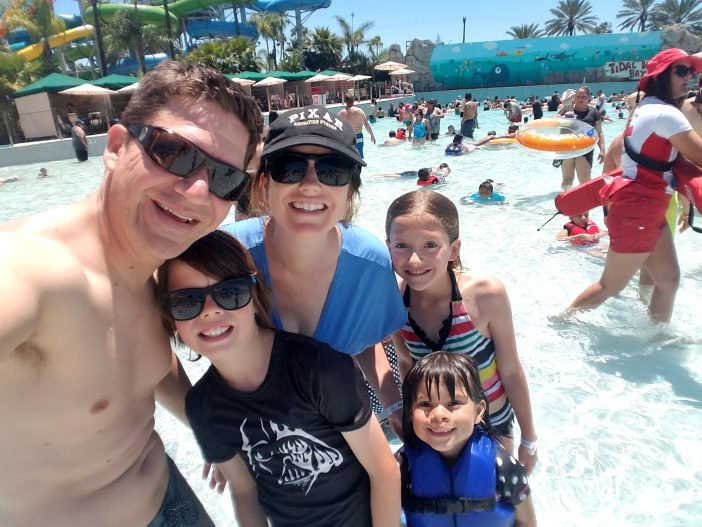knotts water park for families
