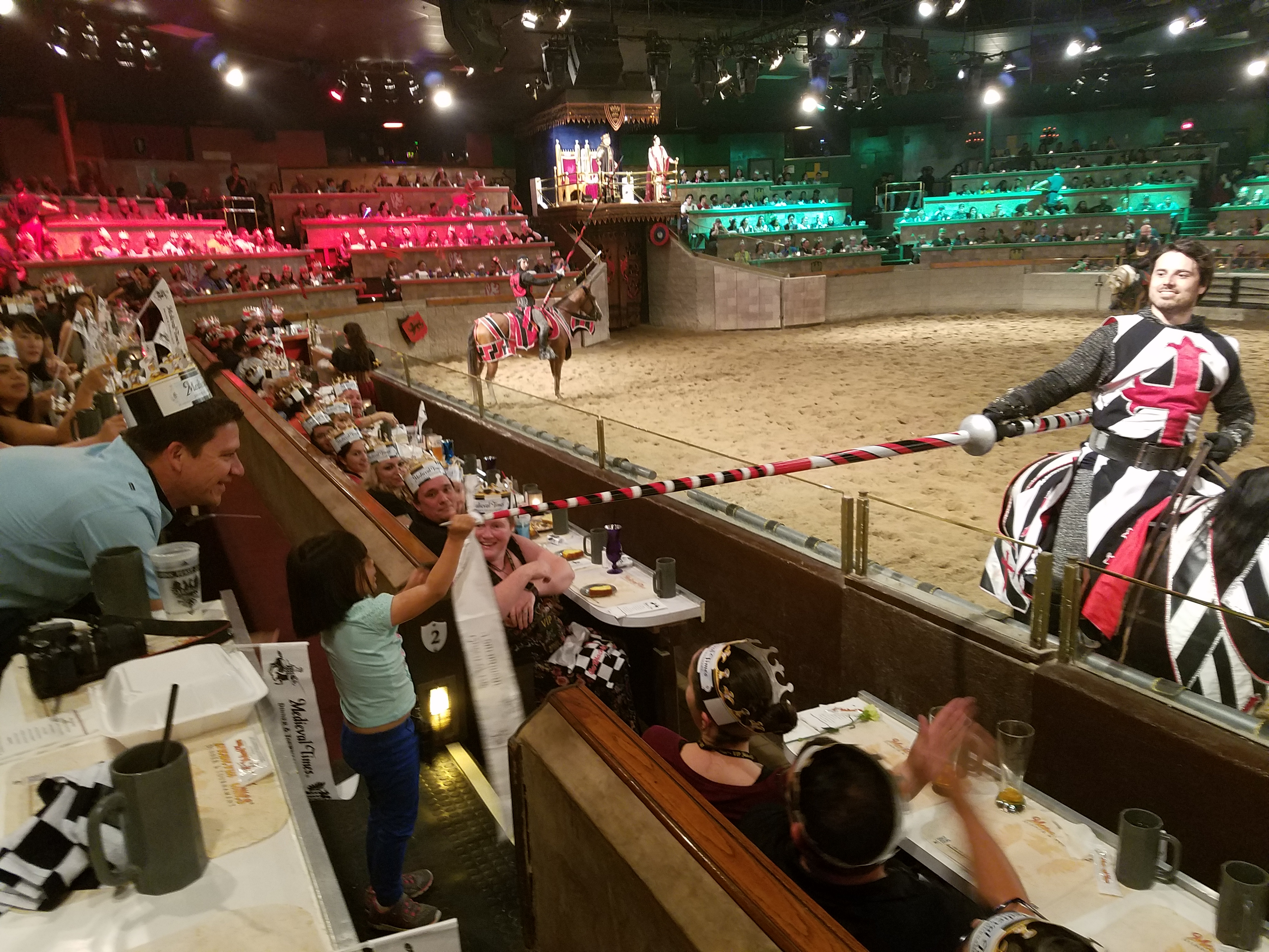 queen medieval times