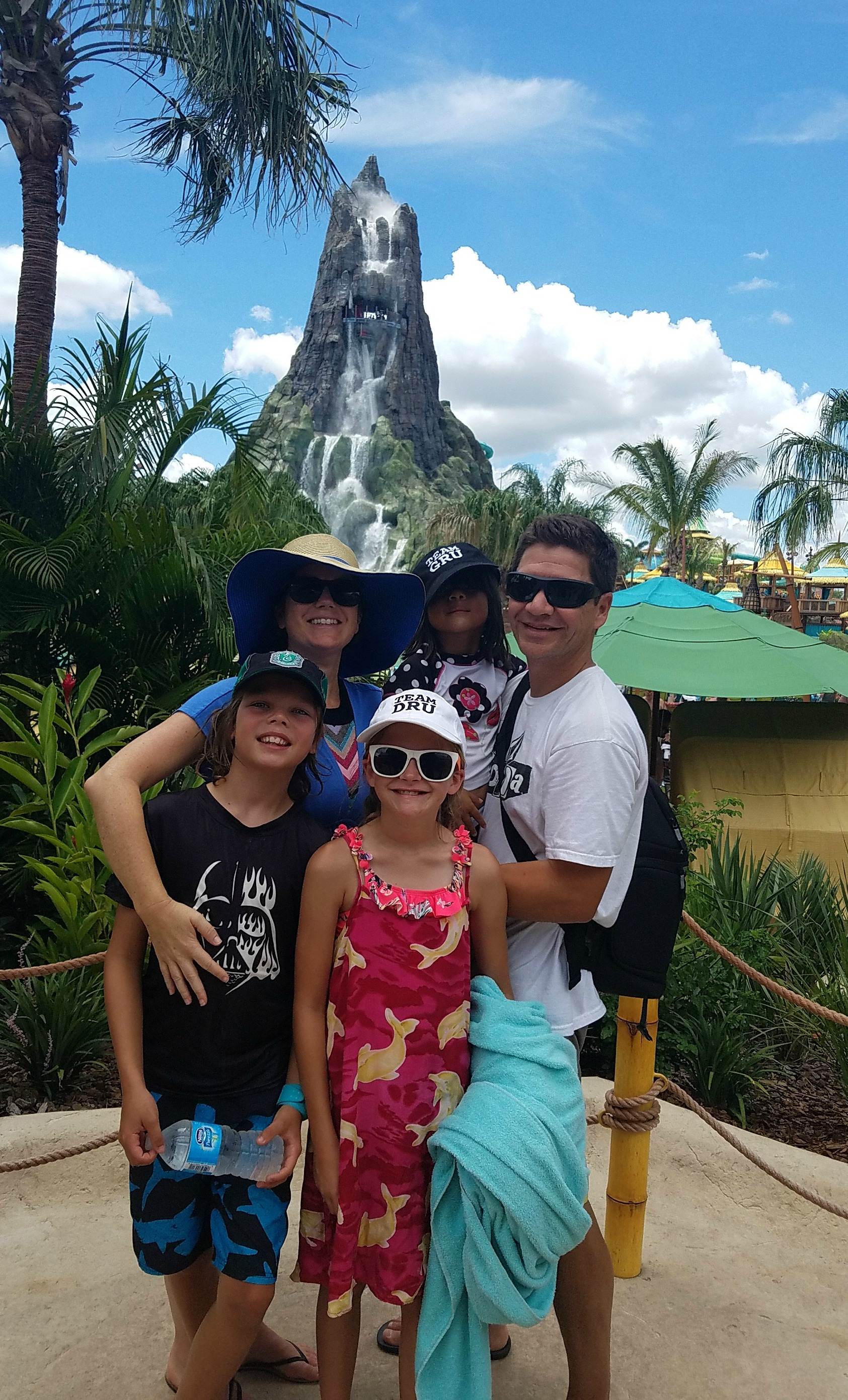 volcano bay is for all ages