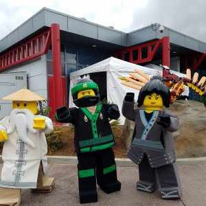 The LEGO Ninjago Movie Press Junket and Review