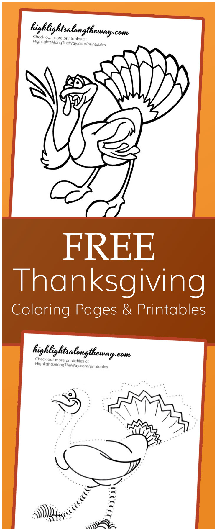 thanksgiving coloring