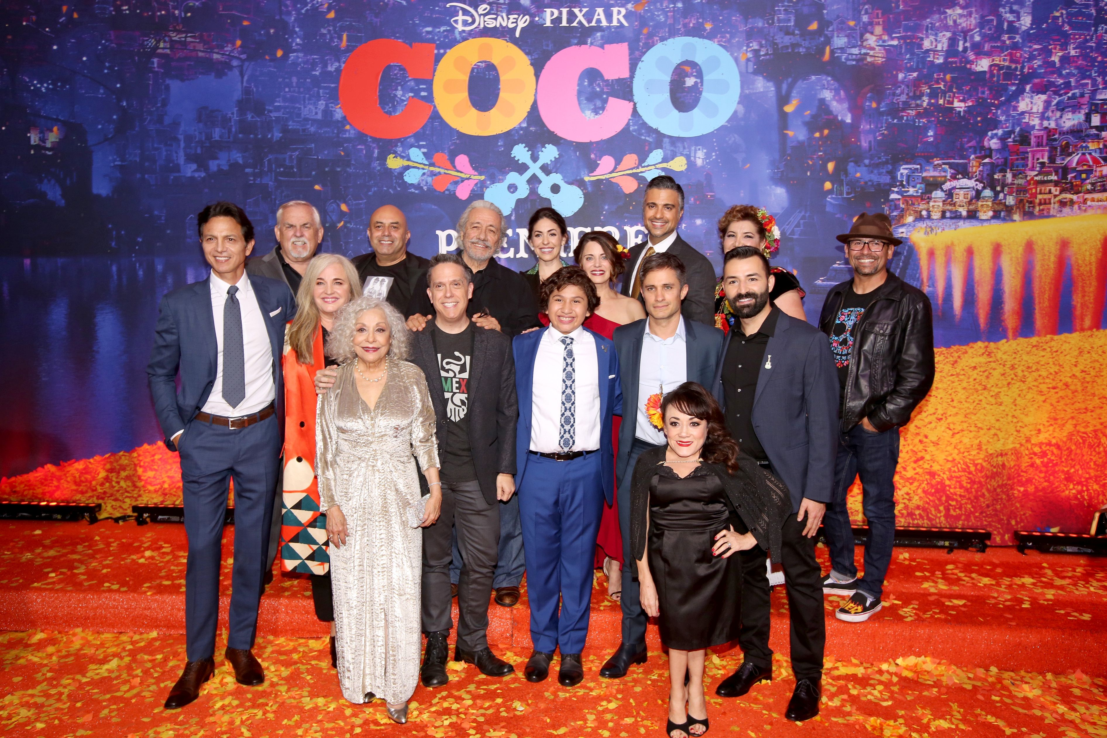 The Coco Premiere and my review of the movie!