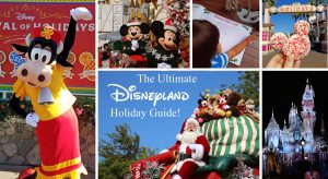 disneyland holiday guide
