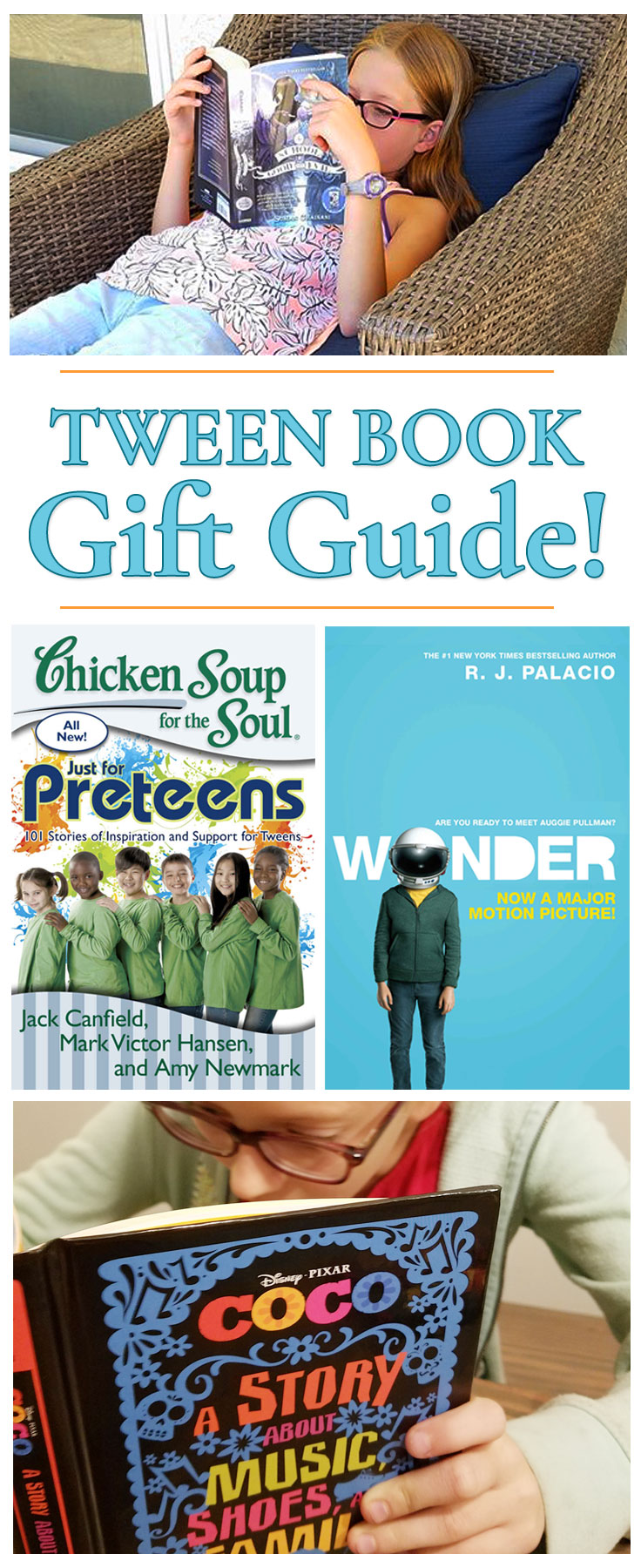 tween book gift guide