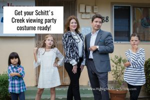 schitts creek viewing party