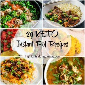 29 EASY KETO Instant Pot recipes