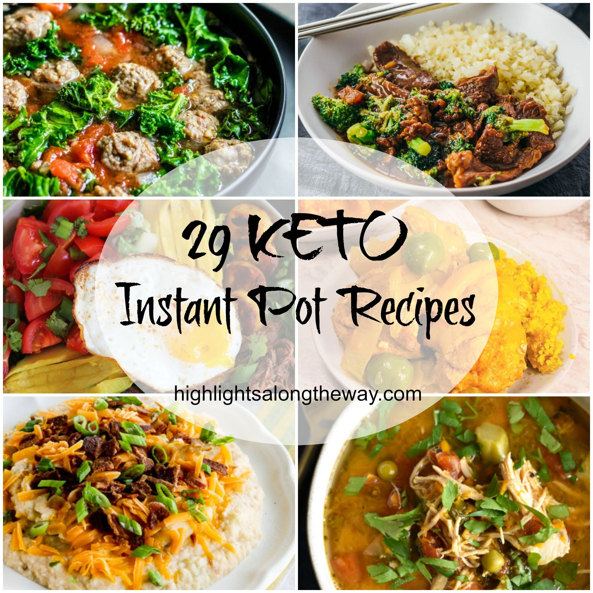 Easy Keto Instant Pot Recipes. Roundup Of 29 Easy Keto