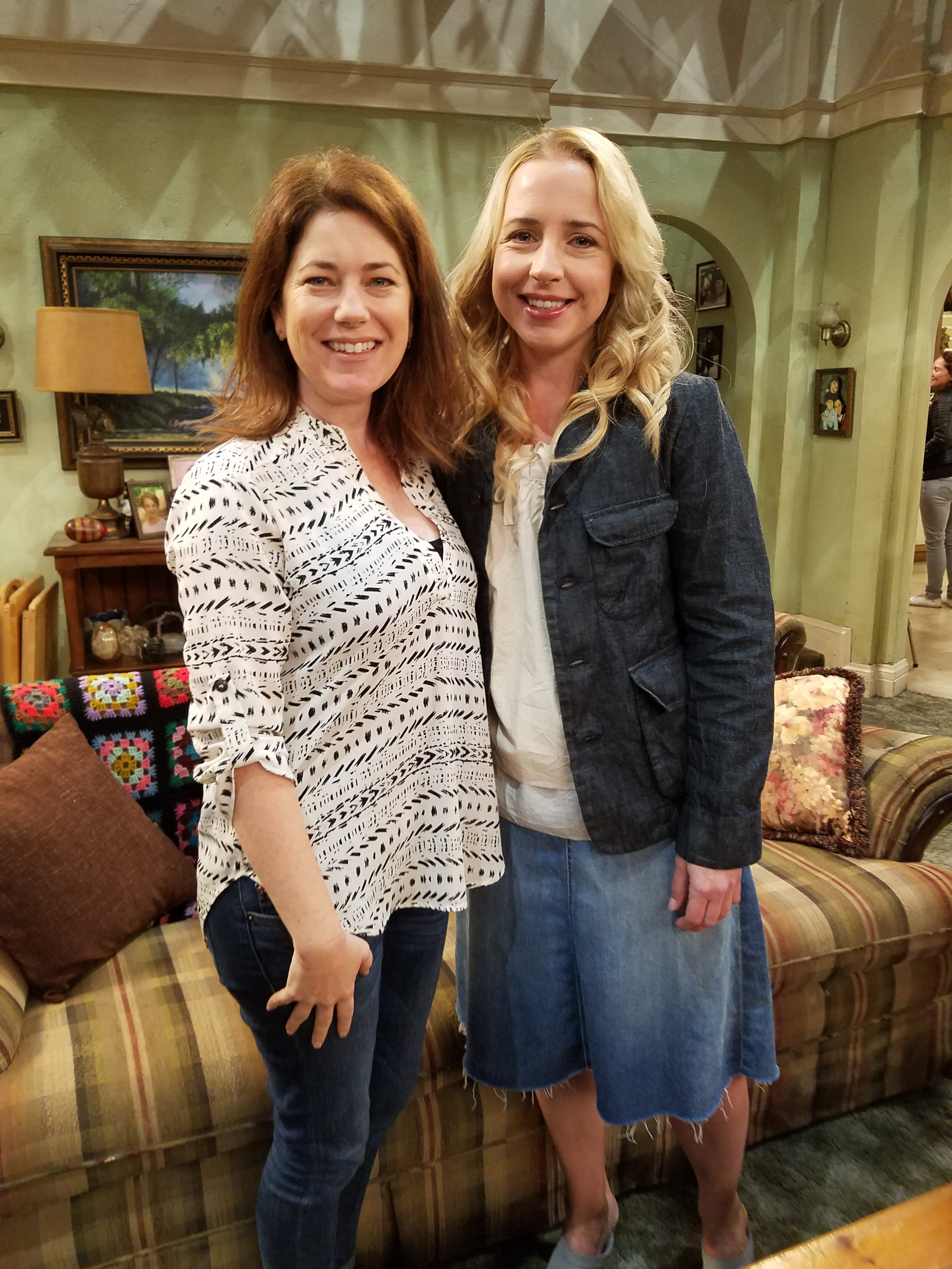 first becky on roseanne