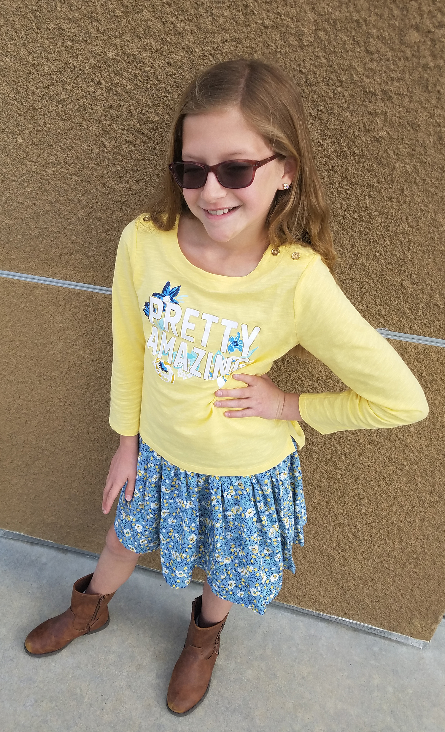 tween easter outfits from Oshkosh