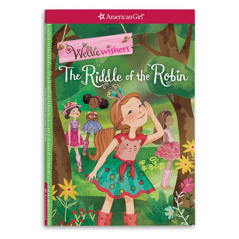 welliewishers book for young readers