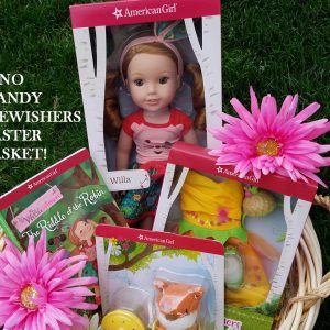 WellieWishers Easter Basket – no candy!