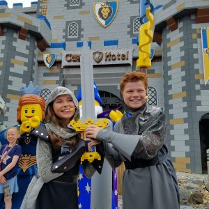 LEGOLAND Castle Hotel Review