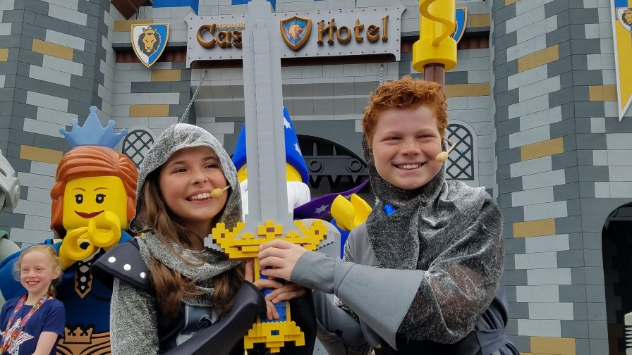 lego castle knights