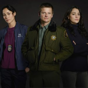 The Crossing - new Sci-Fi show on ABC!