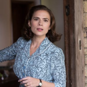 An Interview with Hayley Atwell about Christopher Robin