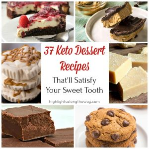 Keto Dessert Recipes