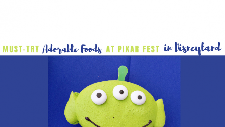 best pixar fest food