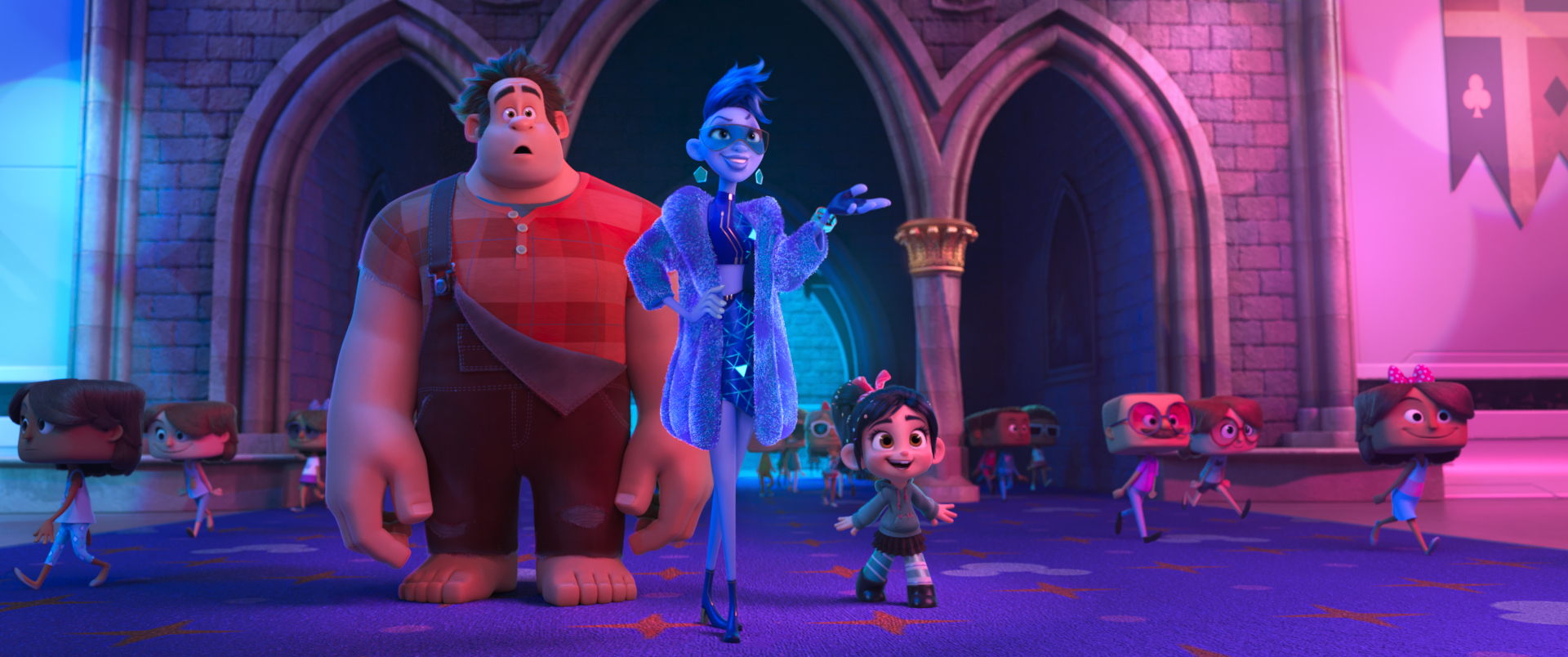 ralph breaks the internet yesss