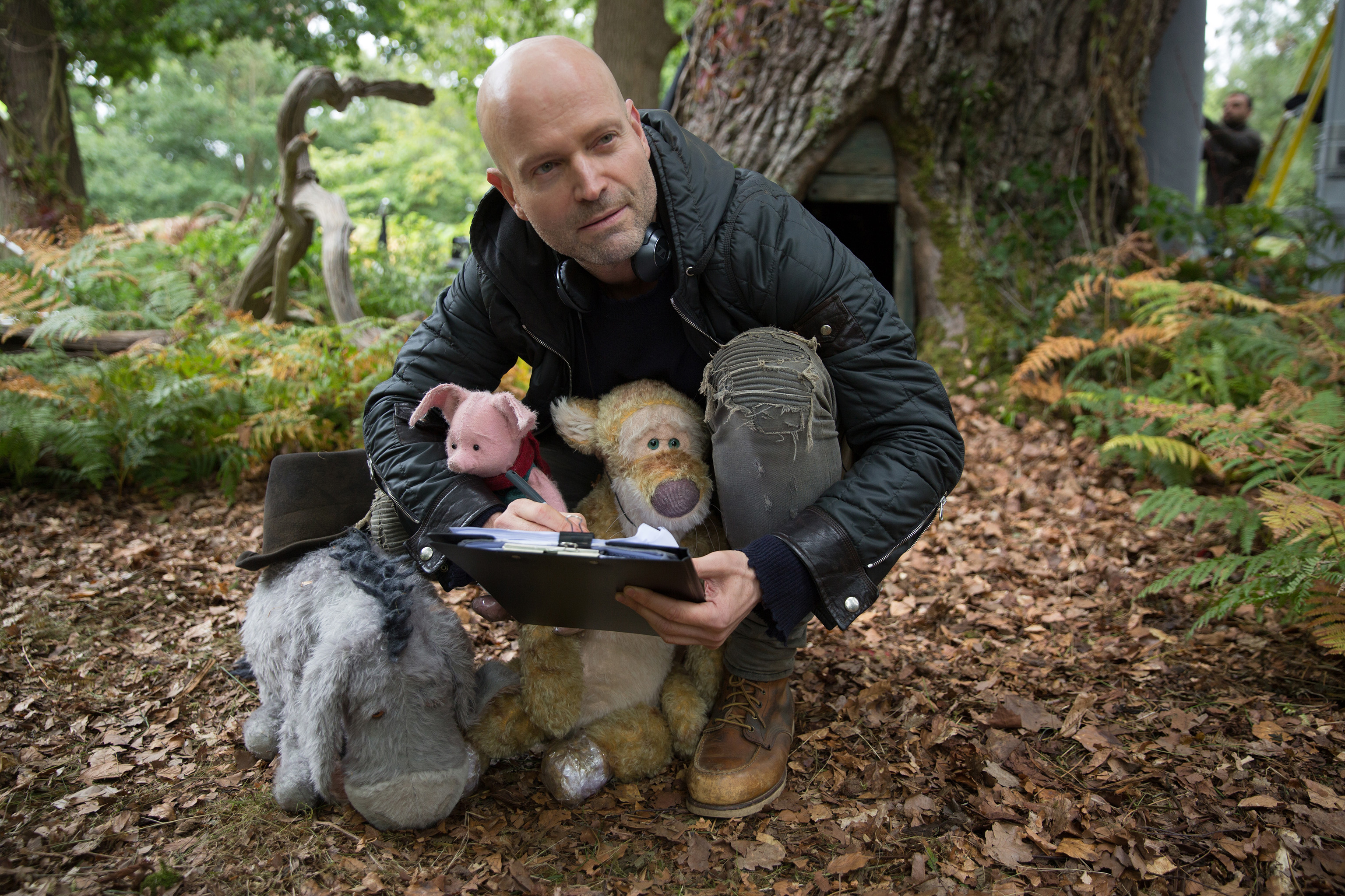 An interview with Christopher Robin director Marc Forster