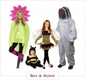 Bees And Keeper