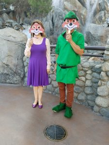 Easy Robin Hood and Maid Marian Costumes