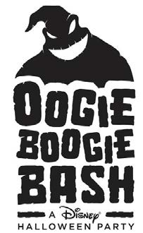 Oogie Boogie Bash information