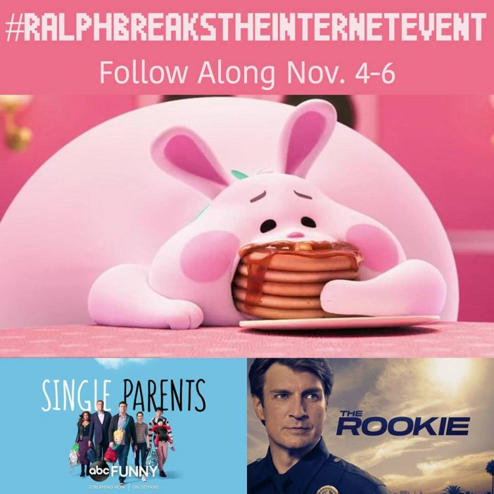 Ralph Breaks the internet pancake bunny