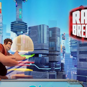 Disney Virtual Reality - Ralph Breaks VR!