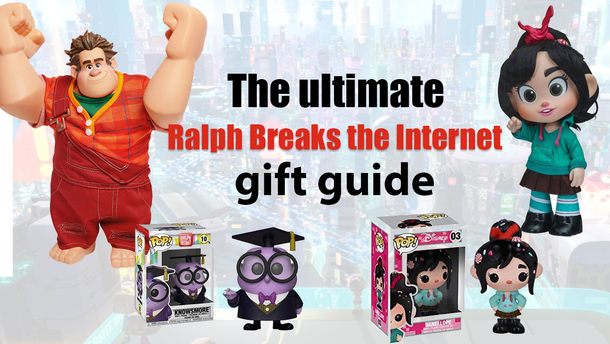 The ultimate Ralph Breaks the Internet gift guide