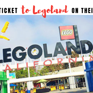 LEGOLAND Kids FREE on their birthday - and other ways to save!