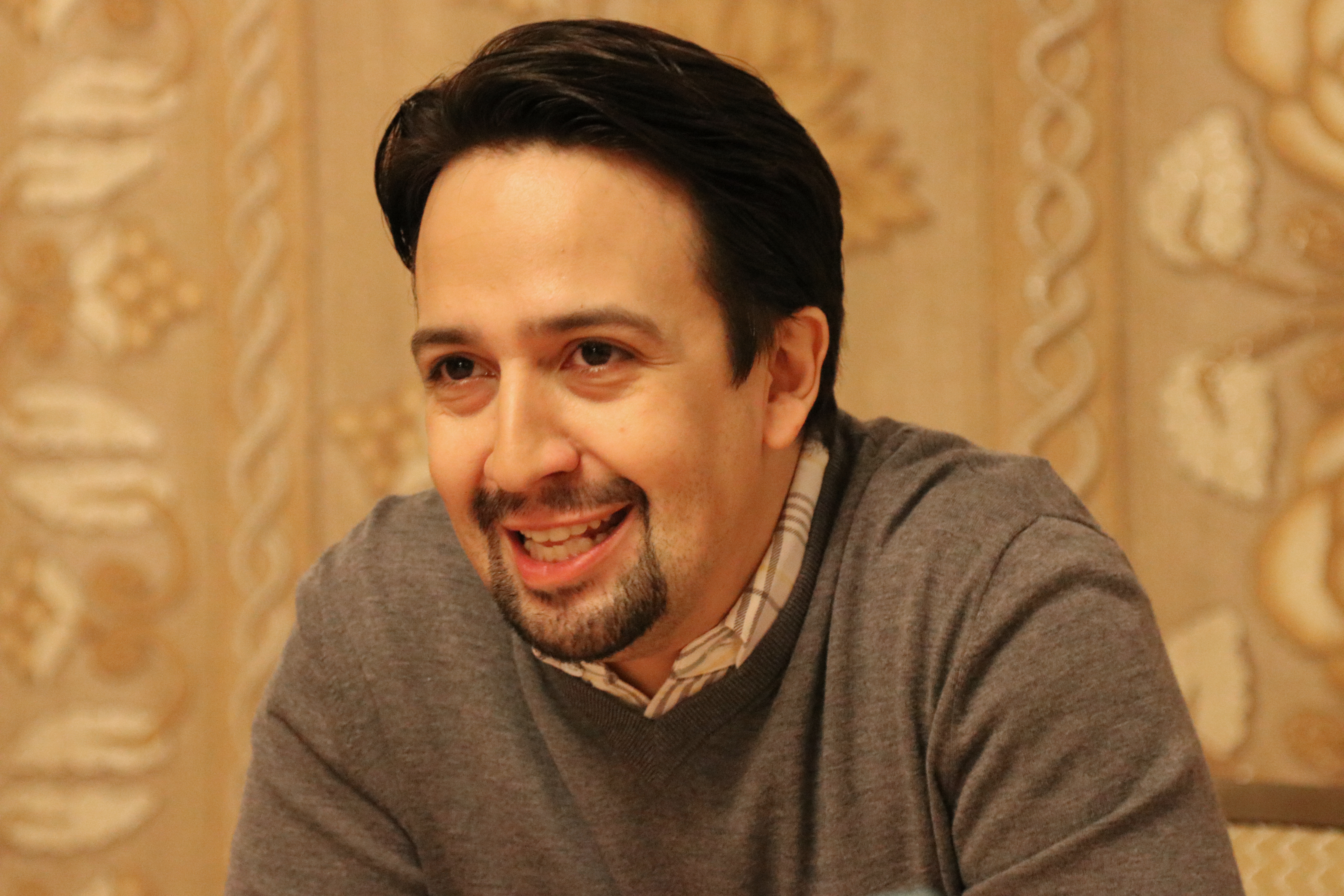 Lin-Manuel Miranda shares what being a part of Mary Poppins means to him!