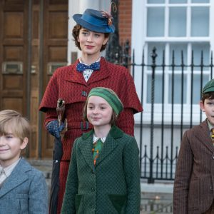 The new generation of Banks Children - A Mary Poppins Returns Interview