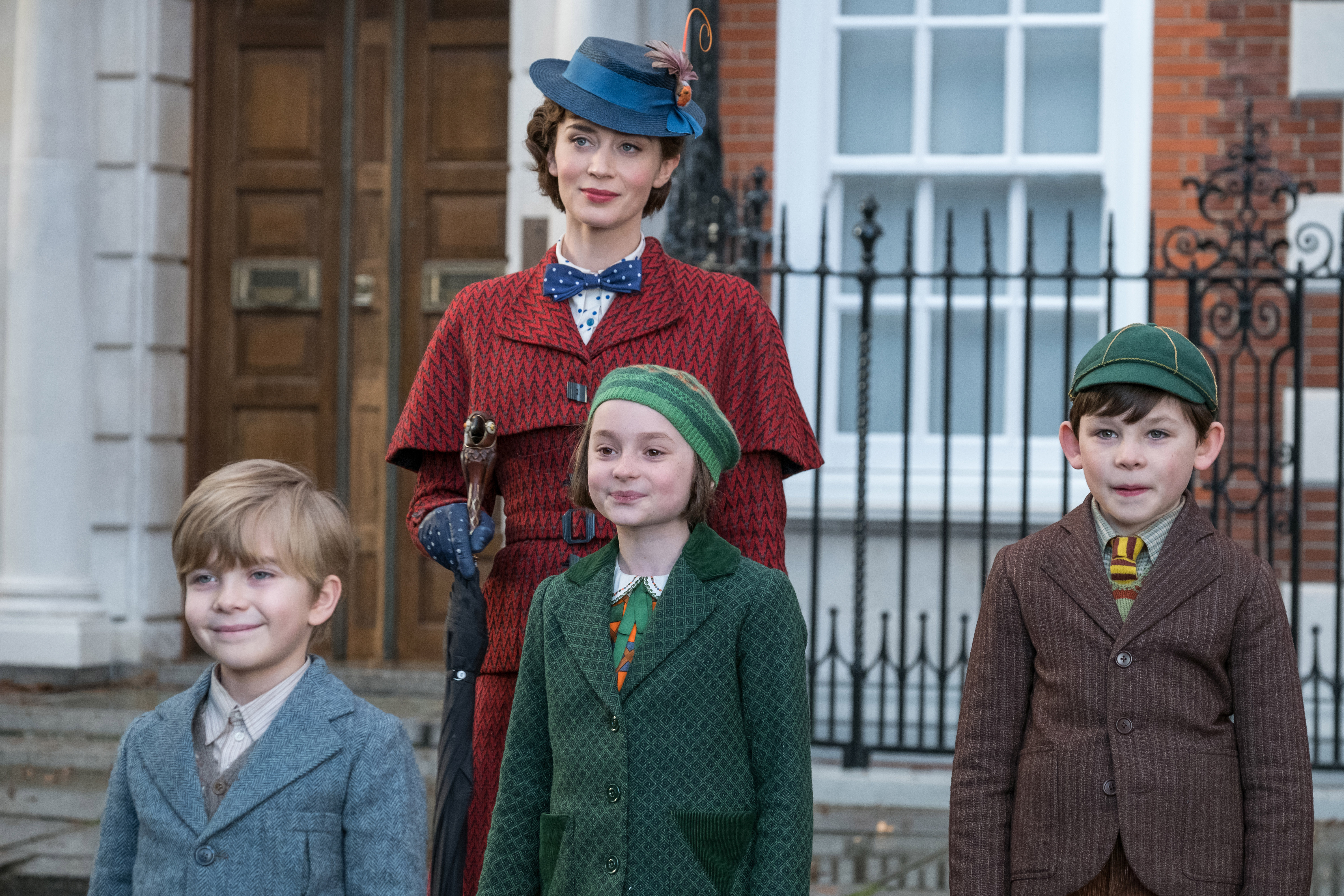 The new generation of Banks Children – A Mary Poppins Returns Interview