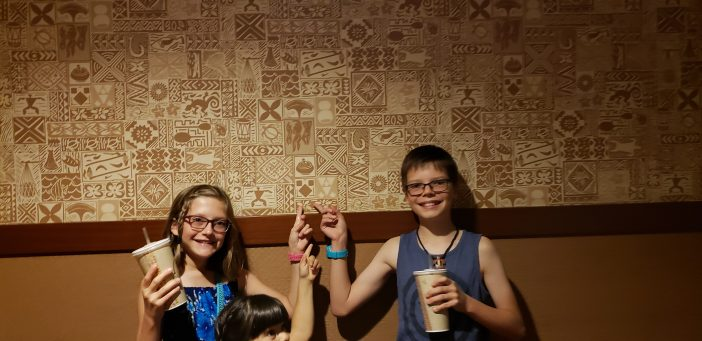 hidden mickey at aulani