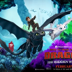 The making of How to Train Your Dragon 3 and free printable party kit!