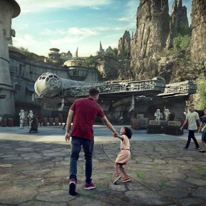 Star Wars : Galaxy's Edge - How to get the first reservations! Updated!