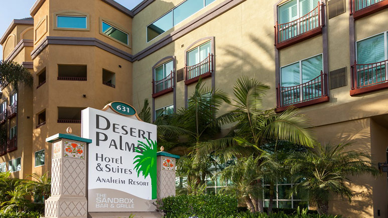 cheap places to stay at disneyland for families