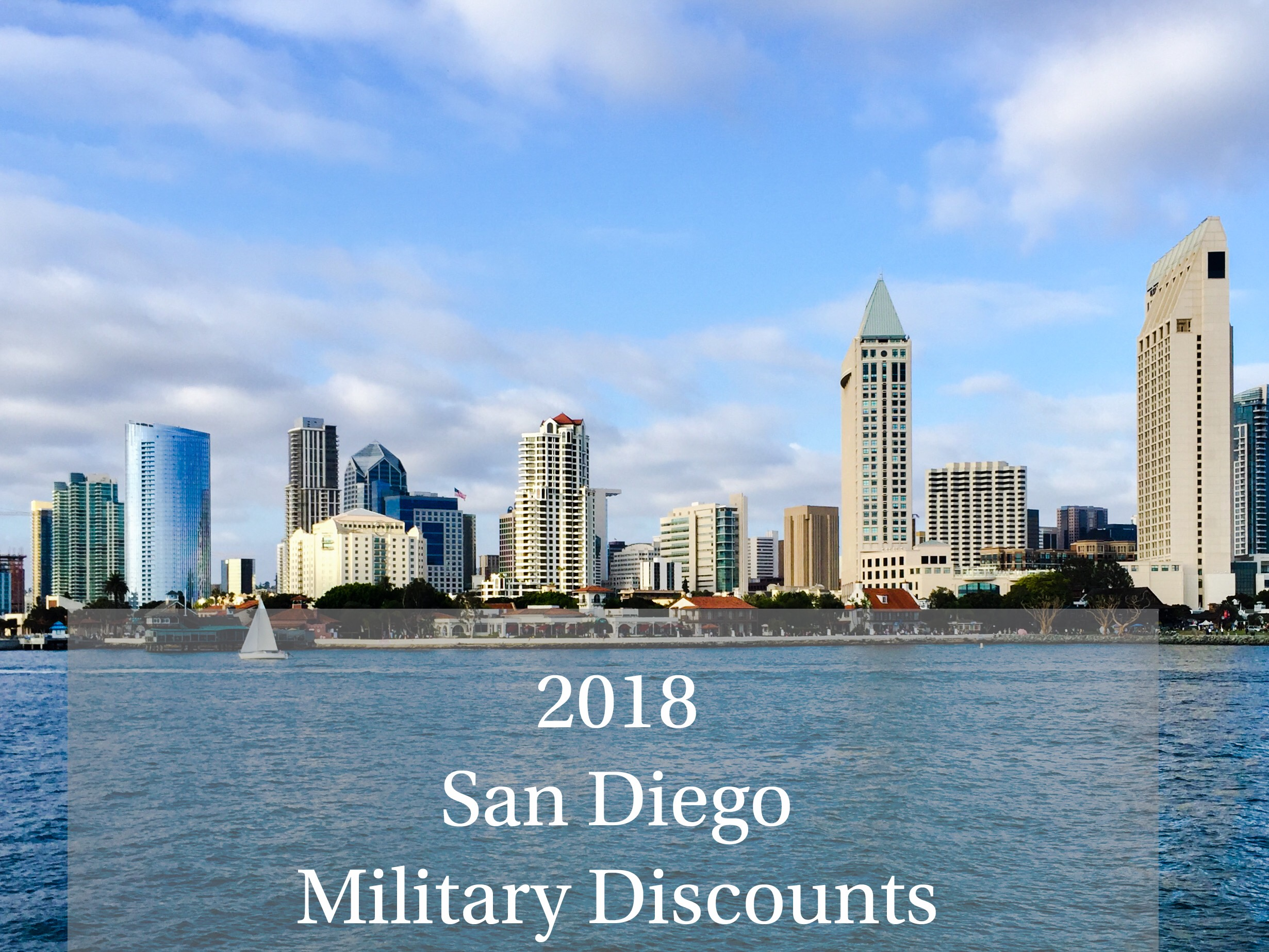 san diego military discounts