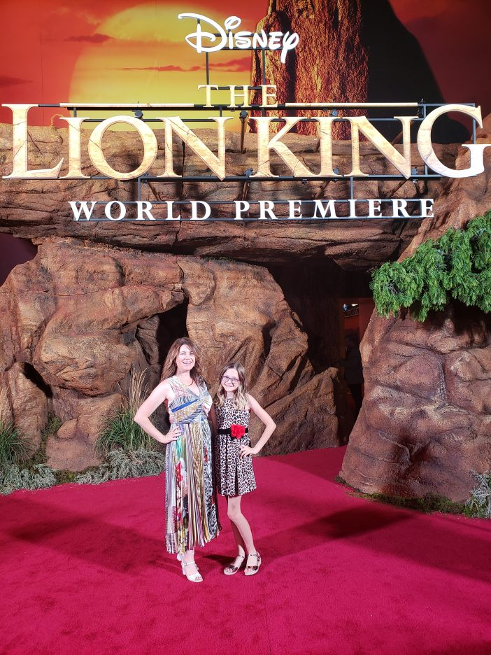 Lion King Guests