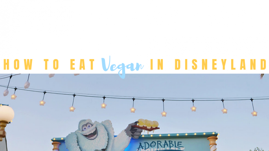 Vegan Disney foods