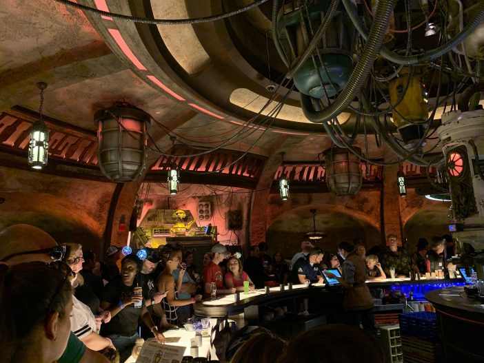 Cantina at Galaxys edge