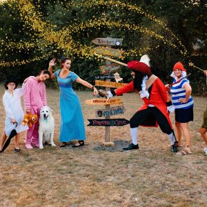 The BEST Peter Pan Family Group Costumes