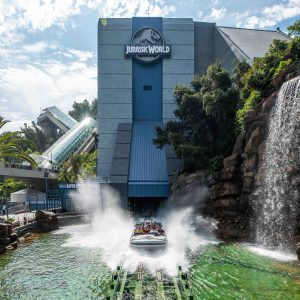 Jurassic World - The Ride - Universal Studios Hollywood