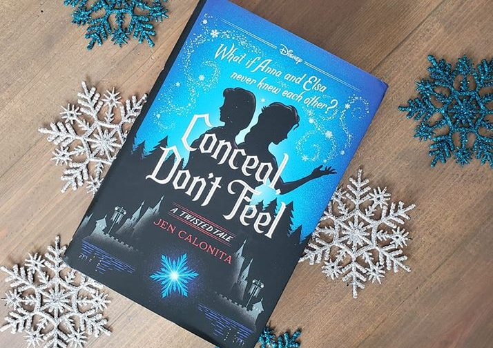 Frozen book for tweens