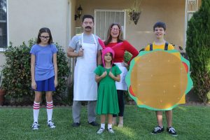 bobs burger family costumes easy diy