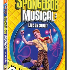 The Spongebob Musical : Live on Stage - on DVD