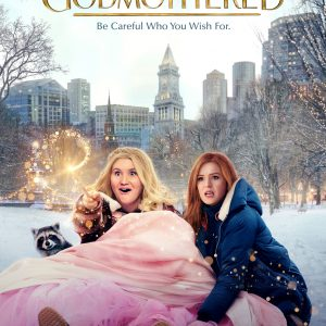 Godmothered - A feel good movie for the holidays on Disney+