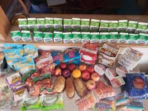 free school lunches for covid relief