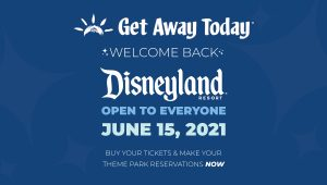 Disneyland tickets available to everyone including out of state
