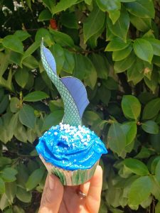 diy Luca cupcakes for Luca Birthday Party